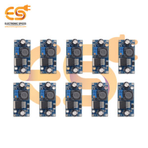 DC Converter LM2596 Step Down Power Supply Module In 3-40V Out 1.5-35V Low Ripple DC-DC Step Down Adjustable Converter Buck Voltage pack of 100pcs
