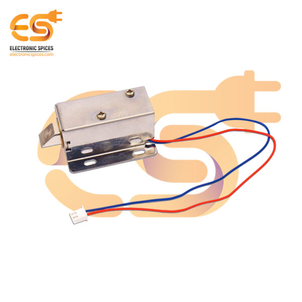 12V DC Electric Lock Door Assembly Solenoid Small Electric Lock